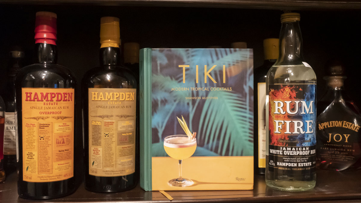 Tikie: Modern Tropical Cocktails by Shannon Mustipher